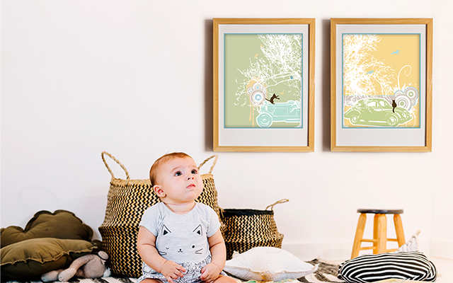 Nursery Artwork